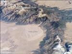 Great Sand Dunes from space