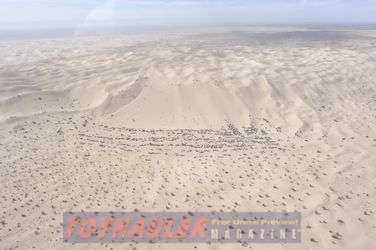 Oldsmobile Hill Aerial Photo