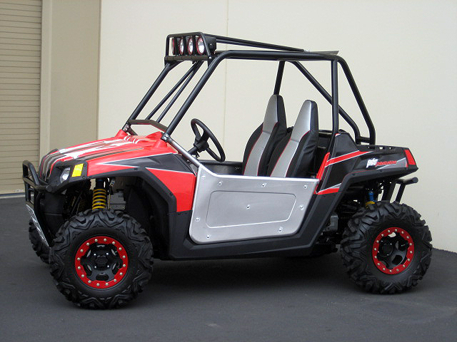 Polaris Ranger Rzr Roll Cages