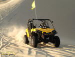 Can-Am Commander 1000 XT at Sand Mountain Nevada