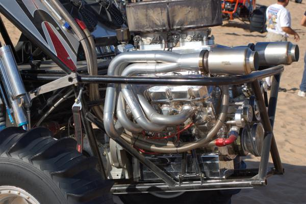 Sand Rail Exhaust System : Product review sand rail headers
