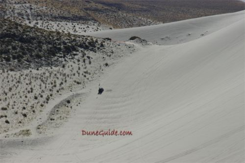 Yamaha Rhino Test - Climbing out of Toyota Gulch