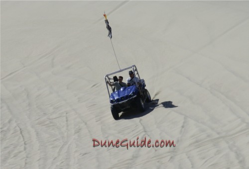 Yamaha Rhino Product Review at Sand Mountain