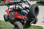 Polaris RZR Roll Cage and Doors