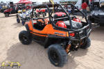 2010 Polaris RZR S - Orange Madness